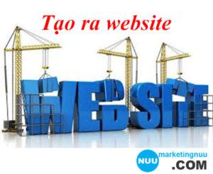 Tạo ra website cho phòng khám