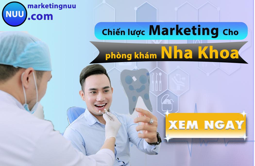 chiến lược marketing cho phòng khám nha khoa