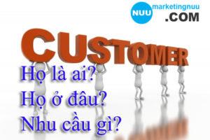 phân tích khách hàng