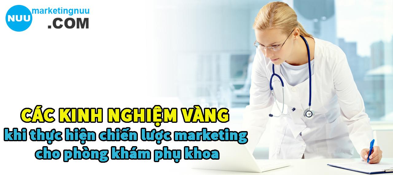 Các kinh nghiệm vàng khi thực hiện chiến lược marketing cho phòng khám