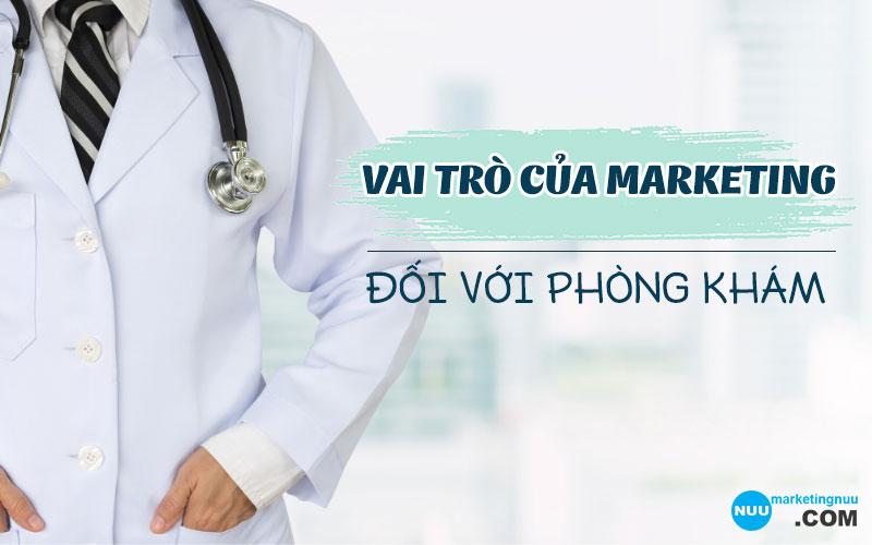 marketing cho phong kham toan dien